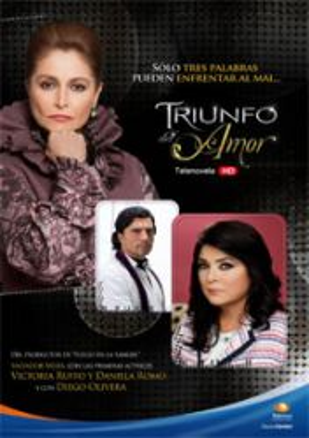 Сериал Триумф любви / Triunfo del amor